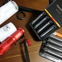 エネループ 充電池 ランタン
