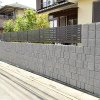 古いブロック塀の積み替え工事(さいたま市見沼区)